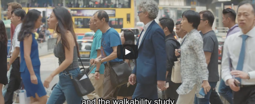 Making Our City More Walkable for All