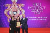 Knowledge Exchange Excellence Award 2018