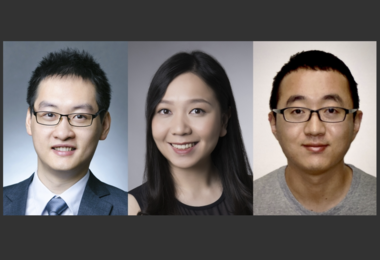Three HKU scientists make the list of Innovators Under 35 Asia Pacific by MIT Technology Review