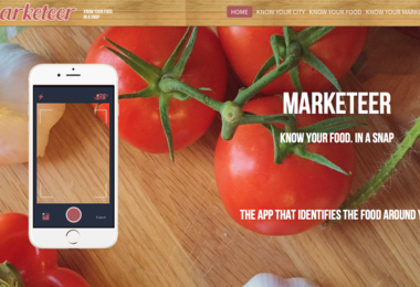 HKU student develops food recognition mobile app Marketeer