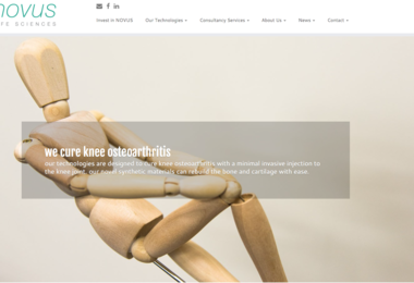 HKU graduates' start-up team develops new bone substitute