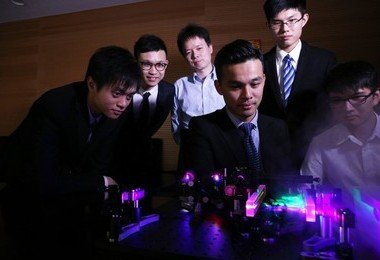HKU scientists achieve breakthrough in laser imaging; 100 times faster than existing technology