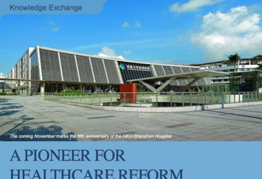 A Pioneer for Healthcare Reform in China