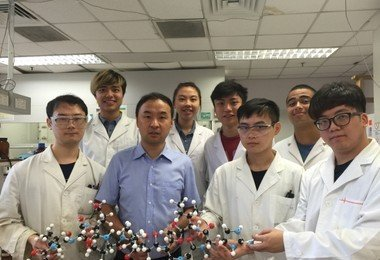 HKU chemists achieve breakthrough in antibacterial drug development