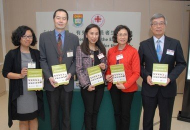 "HKU develops ""Comfy Acupressure for the Elderly"" to improve the quality of life for the elderly"