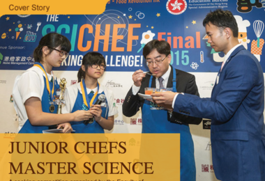 Junior Chefs Master Science