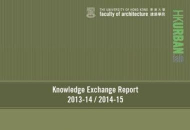 Faculty of Architecture's Knowledge Exchange Report 2013-14/2014-15