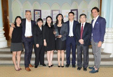 HKU wins the Inaugural Louis Vuitton Supply Chain University Contest