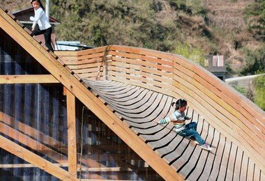 "HKU architects win the ""Small Project of the Year 2014"" award at the World Architecture Festival"