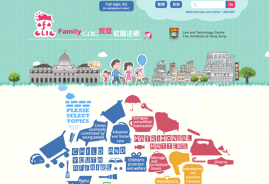 HKU launches free legal information website for families in Hong Kong