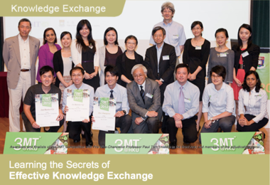 Learning the Secrets of Effective Knowledge Exchange