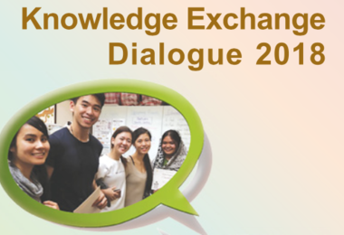 Dentistry's Knowledge Exchange Dialogue 2018