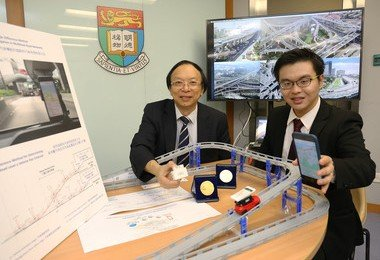 HKU Urban Studies and Planning team offers solution to a GPS blind spot in multilevel road networks