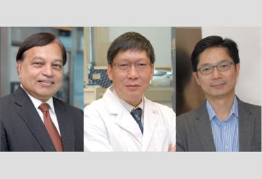 HKU Flu Fighters are First Responders Against Global Pandemics