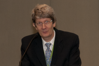 Professor John Bacon-Shone, Associate Director of the Knowledge Exchange Office