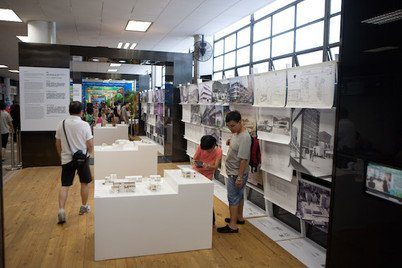 "Docomomo Hong Kong exhibition, ""Mapping Modern Architecture in Hong Kong"", July 14-26, 2013"