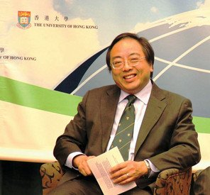 Professor Lap-Chee Tsui, Vice-Chancellor and President