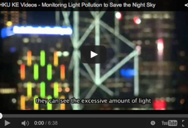 Monitoring Light Pollution to Save the Night Sky