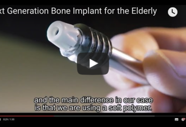 Next Generation Bone Implant for the Elderly