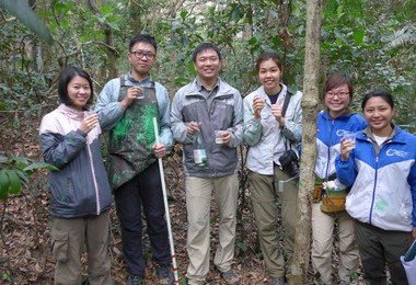 Citizen Scientists Aid Global Forestry Research Effort