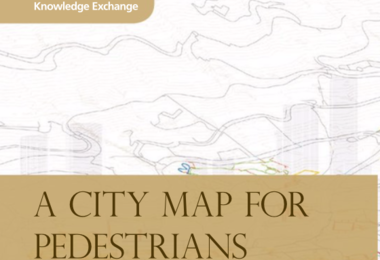 A City Map for Pedestrians