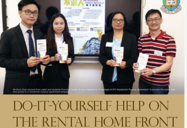 Do-It-Yourself Help on the Rental Home Front